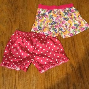 Other - Set of two girls pj bottoms.